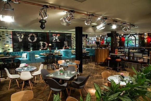 Restaurant London Fusion