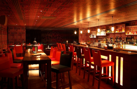 The African Bar And Restaurant Glasgow