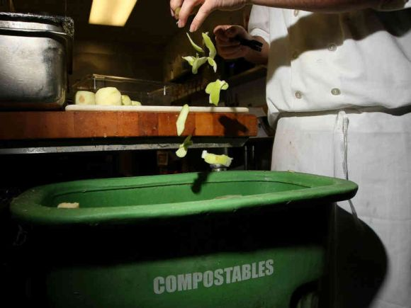 lebensmittelverschwendung in der gastronomie reduzieren verschwendung