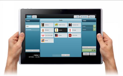 mobile kassensysteme gastronomie tablett