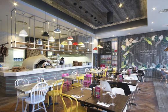 restaurant design ideen beispiel15 zizzi