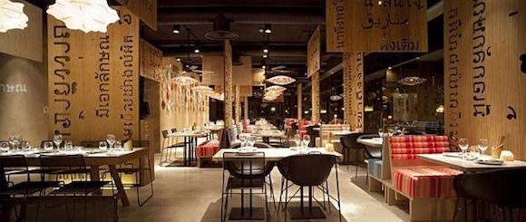 restaurant design ideen beispiel19 cafe bar