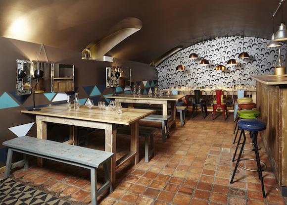 restaurant design ideen beispiel bellini