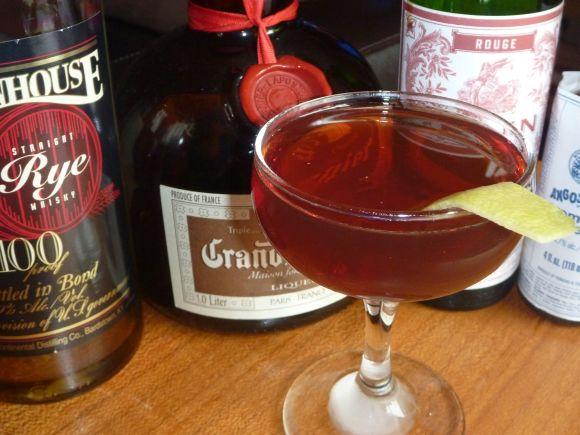 top sommer cocktails 2014 manhatten cocktail